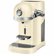 KitchenAid Artisan 5KES0503EAC Nespresso Kapselmaschine Kaffeemaschine Creme NEU