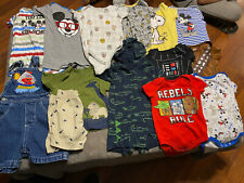 used baby Boy Clothes Lot! 12/18 Months; Some 24 Months