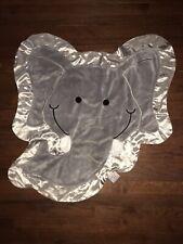 Rumble the Happy Elephant Gray Happy Blankie Baby Blanket (Medium) HTF