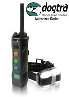Dogtra EDGE E-Collar High Performance Remote Dog Trainer PRO Series 1-Mile