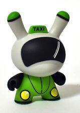 "Kidrobot Dunny 3"" Azteca 2 Vinyl Figure Art 2011 Taxi by Anais"