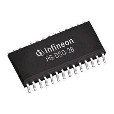 2 x Infineon BTM7740G, BLDC Motor Driver IC, 40 V 8A, DSO 28-Pin