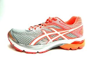 ASICS GEL FLUX 4 (D) T794Q 9601 MIDGREY DIVA PINK WOMEN SHOES