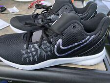 Nike Kyrie Flytrap 2 Size 13  Brand New AO4436-001 White/Black  No Box
