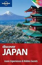 LONELY PLANET TRAVEL GUIDE Discover Japan (Au and UK)C.Rowthorn (Paperback 2010)