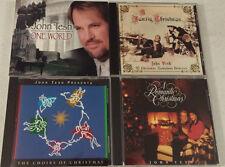 John Tesh One World Family Christmas Choirs Romantic Symphony 4 CDs FreeShip