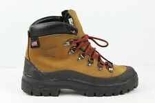 "Danner Womens 37414 Crater Rim 6"" Brown Gore-Tex Trail Hiking Shoes Boots Sz. 9"