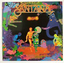 Santana Amigos LP España original 1976 Gatefold