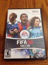 FIFA Soccer 08 Nintendo Wii