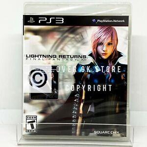 Final Fantasy XIII: Lightning Returns - PS3 - Brand New | Factory Sealed