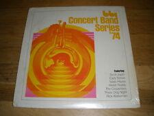 bbi CONCERT BAND SERIES 1974 LP Record - sealed