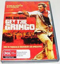 GET THE GRINGO--- (DVD, 2012)