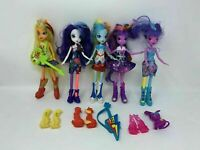 MY LITTLE PONY 5 EQUESTRIA GIRLS DOLLS INCLUDE SINGING TWILIGHT SPARKLE