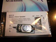 Soundtraxx  Speaker Oval 35mm x 16mm   #810113  8ohm Bob The Train Guy