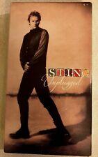 Sting - MTV Unplugged (VHS, 1992)