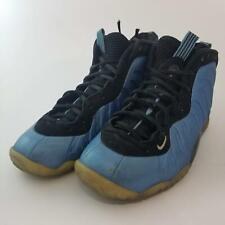 quality design f7650 5e222 Used Nike Boy s GS Foamposite Penny Blue Basketball Shoes 644791 402 size 6y