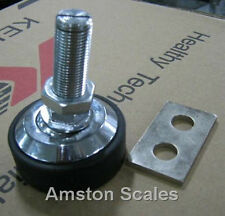 LOAD CELL FOOTING & SPACER 1/2 INCH FLOOR TANK HOPPER WEIGH SCALE CATTLE ANIMAL