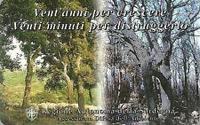 SCHEDA ITALIA NUOVA 2000 PRIVATE RESE PUBBLICHE SARDEGNA VACANZE   GOLDEN N. 300