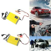 12V 6A/2A Car Motorcycle Smart Automatic Battery Charger Maintainer Trickle