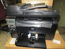 HP Laserjet Pro 100 M175nw Color Multifunction - Printer / Copier / Scanner