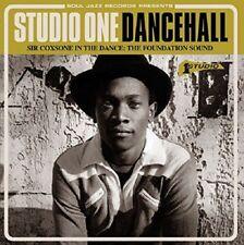 SOUL JAZZ RECORDS PRESENTS/STUDIO ONE DANCEHALL  CD NEUF
