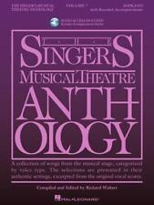 The Singer's Musical Theatre Anthology - Volume 7 Soprano Book/Online Audio (Var