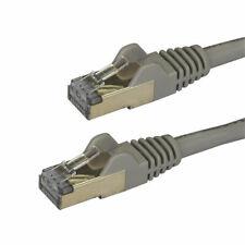 Câble Réseau Rigide UTP 6ème Catégorie Startech 6ASPAT2MGR           (2 m)