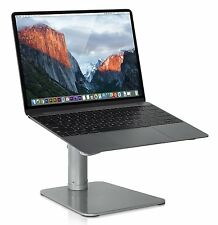 Mount-It! Laptop Stand Riser for 11-15 Inch Macbook with Ventilled Platform