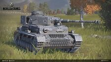 PZ.KPFW. IV HYDROSTAT. | Hydro | EU Server | World of Tanks | BONUS CODE | WoT