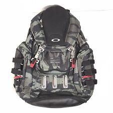 Oakley Tactical Field Gear Kitchen Sink Green Digital Camouflage Backpack Bag