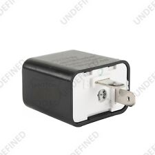 2Pin Motorcycle E-bike Flasher Relay Beeper LED Turning Signal Light Blinker 12V