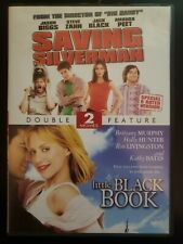 Saving Silverman/Little Black Book Dvd With Case & Cover Art Buy 2 Get 1 Free