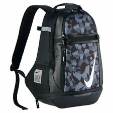 60c32c4733003 Nike Backpack Vapor Select 2.0 Graphic Baseball Backpack Black/White  BA5357-010