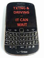 BlackBerry Bold 9930 - 8GB - Black (Unlocked) Verizon Smartphone QWERTY Keyboard