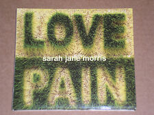 SARAH JANE MORRIS - LOVE AND PAIN - CD JAPAN COME NUOVO (MINT)