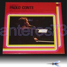 """PAOLO CONTE """"IL MONDO DI"""" RARO LP 1981 - SIGILLATO"""
