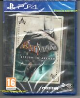 Batman Return To Arkham (inc. ALL DLC) 'New & Sealed' *PS4(Four)*