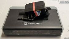 CENTURYLINK ZYXEL C1000Z VDSL2 MODEM WIRELESS ROUTER TESTED H2.1