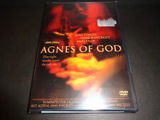AGNES OF GOD-Young Nun MEG TILLY has no memory of pregnancy or killing her baby
