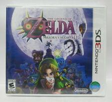 The Legend of Zelda: Majora's Mask 3D (Nintendo 3DS, 2015)Brand New Sealed