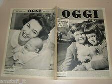 OGGI=1957/48=YVONNE DE CARLO=PIO SEMEGHINI=CARPI=GIACOMO RONDINELLA=MELEGNANO=