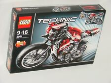 LEGO® Technic Technik 8051 Motorrad A-B s. Bilder _Street Bike A-B see pictures