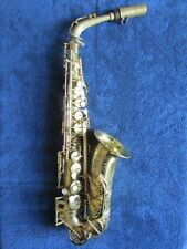 Selmer Mark VI Alto Saxophone (1956) - One careful owner from new...
