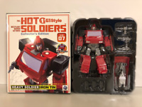 Hot Soldiers H.S. 07 Ironhide Legends Figure by Mech Planet (Free Shipping)