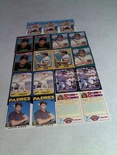 *****John Kruk*****  Lot of 125+ cards.....63 DIFFERENT / Baseball