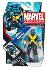 "MARVEL UNIVERSE Collection_Astonishing BEAST 4 "" figure + Collectible Comic Shot"