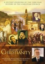 HISTORY OF CHRISTIANITY Timothy George DVD w/pdf guide