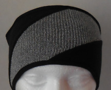NIKE Women's Reflective Stripe Cold Weather Headband Size OSFM New