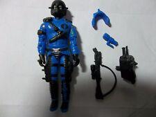 Blue NIGHT VIPER 100% Complete MINT NEW Black Major Factory Custom GI Joe COBRA