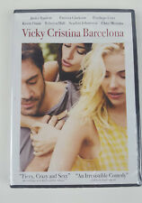 Vicky Cristina Barcelona (DVD, 2009, Canadian WS) New and Sealed